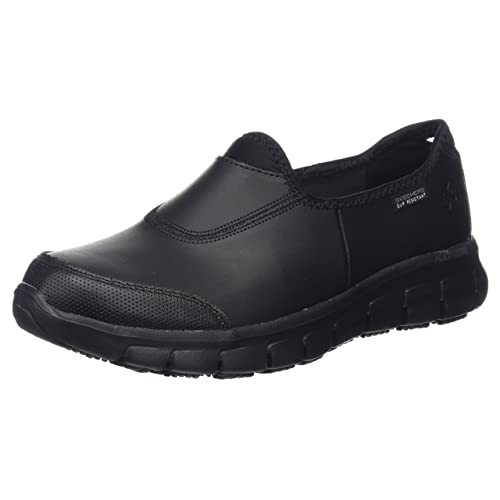 c14c26445d7 Skechers Women s Sure Track Safety Shoes