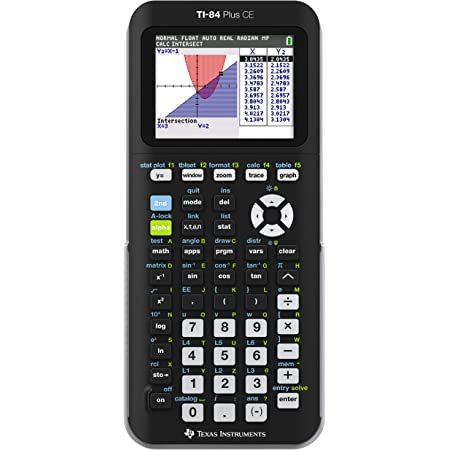 Texas Instruments TI-84 Plus CE Graphing Calculator: Amazon.in: Office  Products