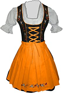 german beer woman costume