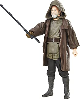 STAR WARS C3525EL2 Luke Skywalker (Jedi Exile) Force Link Figure