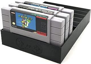 Best snes game cartridge organizer Reviews
