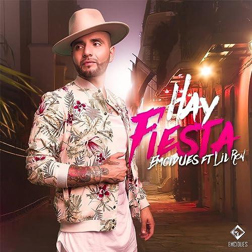 Hay Fiesta (feat. Lil Ron) de Emcidues en Amazon Music ...
