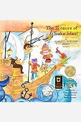 The Treasure of Snake Island: A Captain No Beard Story Kindle Edition