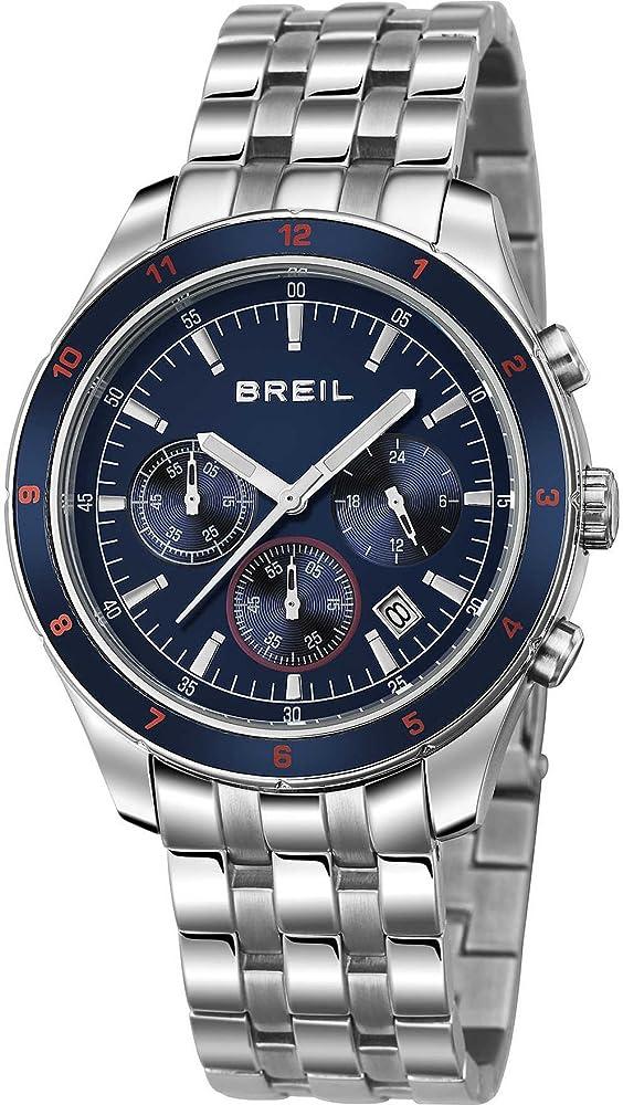 Breil orologio cronografo stronger per  uomo tw1224