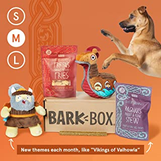 BarkBox Subscription - The Best Toys & Treats For Your...