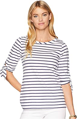 Bright Navy Mystic Stripe