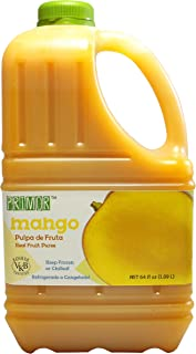 Natural Fruit Puree (Mango)