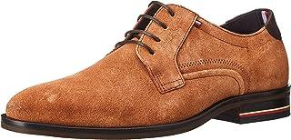 Tommy Hilfiger Herren Signature Hilfiger Suede Shoe Sneaker