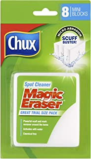 Chux Magic Eraser Spot Cleaner Pad, 8 count