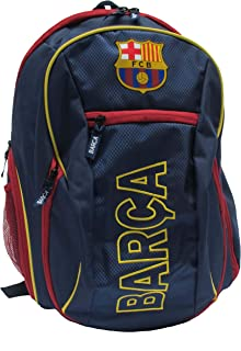 HKY Sportswear FC Barcelona Official Soccer Club Multi-Use Back Pack Bag