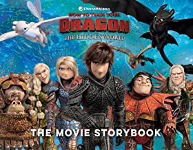 How to Train Your Dragon The Hidden World The Movie Storybook (How To Train Your Dragon: Hidden World)