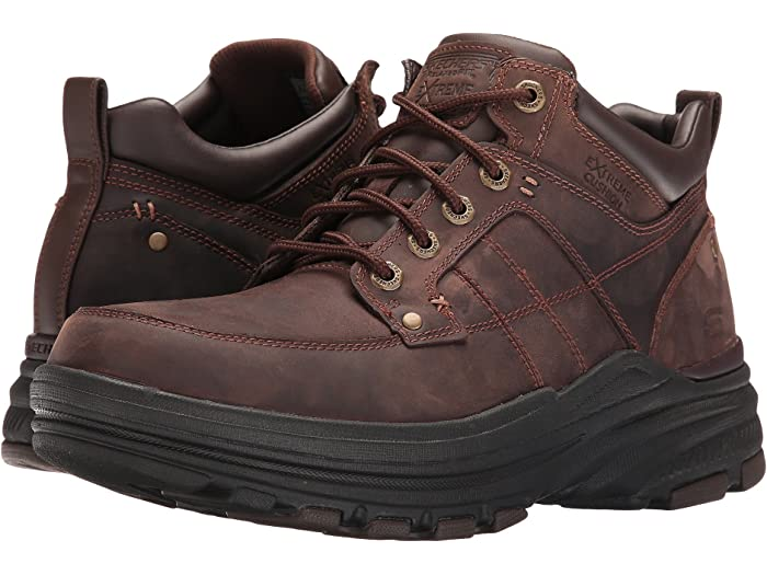 skechers relaxed fit extreme cushion