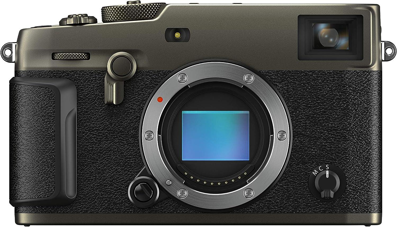 Fujifilm X-Pro3 DURATECT(TM) Black, Cámara Compacta