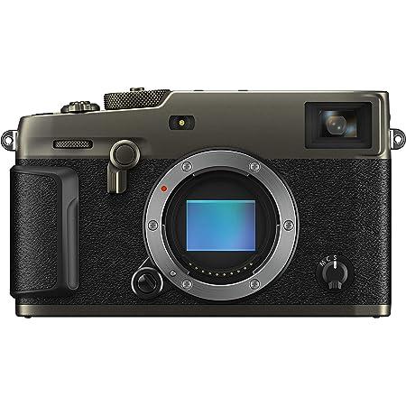 FUJIFILM ミラーレス一眼カメラ X-Pro3 DRブラック FX-X-PRO3ーDB