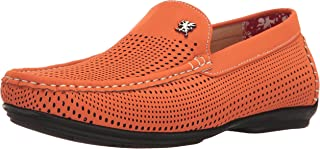Stacy Adams Mens Pippin - Perfed Driving Moc