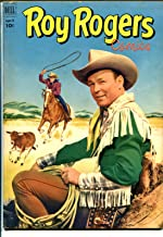 Roy Rogers #52 1952-Dell-photo covers-Bullet-VF Minus