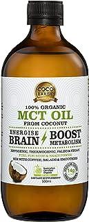 Coco Earth Organic Coconut MCT Oil 500 ml