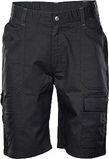 "OX Tools OX-W556832 Multi Pocket Trade Shorts 32"", Black, Small"