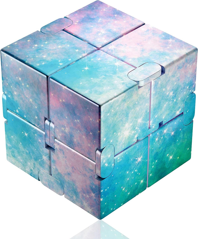ss shovan Infinity trust Cube Fidget Killing Max 66% OFF Hand Transform Time Toy