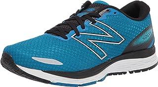 New Balance Men's Solvi V3 Running Shoe, Wave/Light Rogue Wave/Black, 7