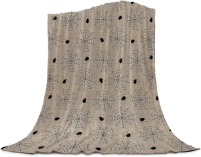 IDOWMAT Ranking TOP1 Luxury Lightweight Flannel Fleece Bed Sof Omaha Mall Super Blankets