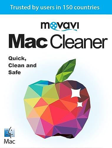Movavi Mac Cleaner 2 Persönliche Lizenz [Download]