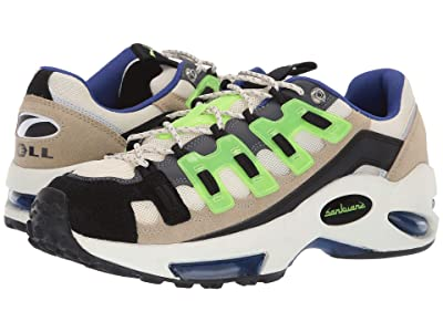 PUMA Cell Endura Sankuanz Sneaker (Cloud Cream/Green Gecko/Puma Black) Men
