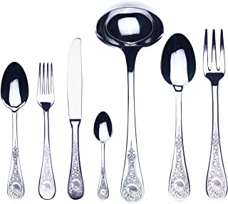Mepra 51-Piece Diana Serving Set