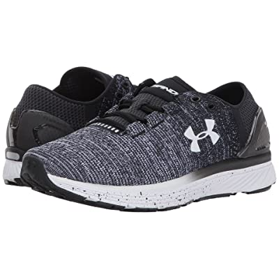 Under Armour Charged Bandit 3 (Black/White/White) Women