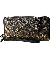 MCM - Gradation Visetos Zipped Wallet Large