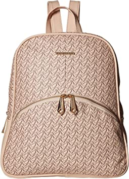 Slim Signature Backpack