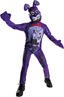 Five Nights at Freddy's Nightmare Bonnie Kids Fancy dress costume Large
