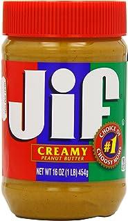 Jif Creamy Peanutbutter Spread, 16 Oz