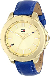 Tommy Hilfiger Women's 1781431 Analog Display Quartz Blue Watch