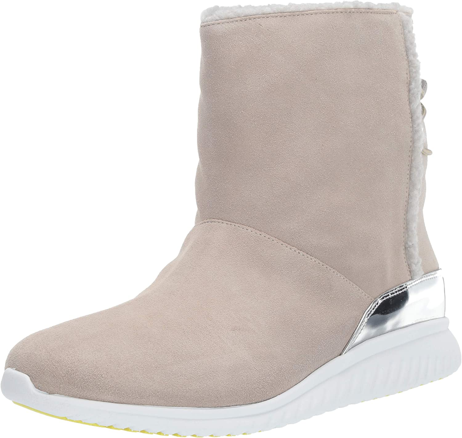 Cole Haan Womens Studiogrand Slip-on Boot Waterproof Ankle Boot
