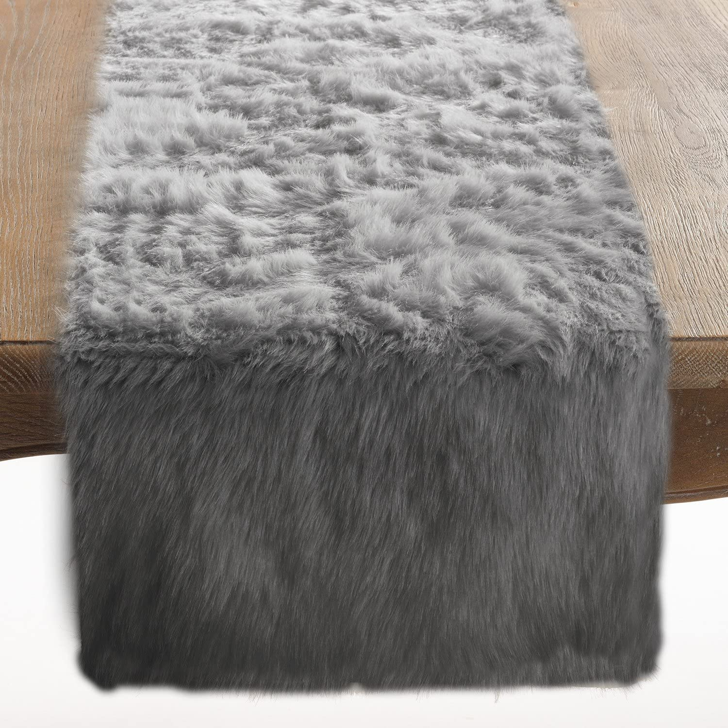 Occasion Gallery Grey Luxury Faux Fur free shipping Winter 15