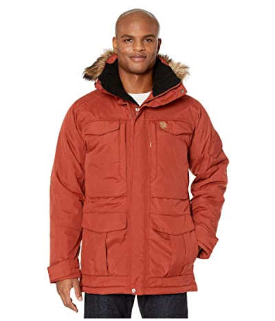 Fjallraven Yupik Parka (Autumn Leaf) Men