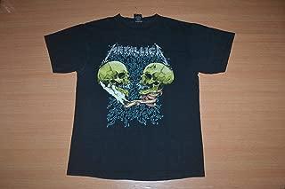Vintage 1994 METALLICA Sad But True Promo album Tour Concert Pushead rare 90s T-shirt