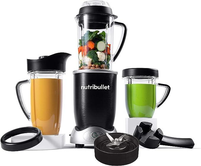 NUTRiBULLET Rx Blender and Food Processor, 1.3 L, 1700 W