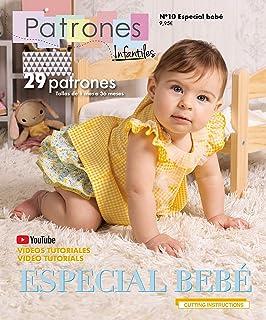 comprar comparacion Revista Patrones Infantiles Nº10 Especial Bebé 29 Modelos de Patrones