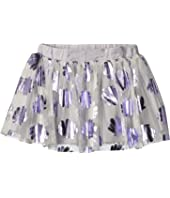 Stella McCartney Kids - Honey Tulle Skirt w/ Metallic Seashells (Toddler/Little Kids/Big Kids)