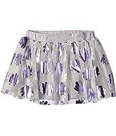 Stella McCartney Kids - Honey Tulle Skirt w/ Metallic Seashells (Toddler/Little Kids/Big Kids)