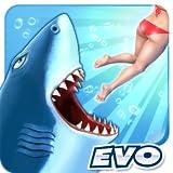 Graphismes en 3D époustouflants et gameplay bourré d'action Progressez dans le jeu et débloquez les plus féroces prédateurs de la mer : le requin mako, le requin marteau, le requin tigre et le tout-puissant grand requin blanc Un monde immense à parco...