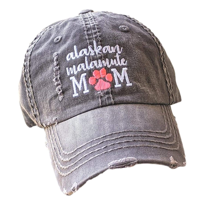 Loaded Lids Customized Alaskan Malamute Save money Ranking TOP12 Hat Mom Malam
