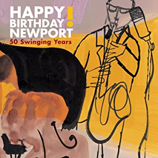 Happy Birthday Newport: 50 Swinging Years!