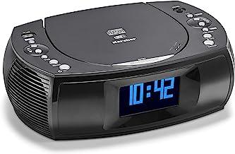 Karcher UR 1309D Radiowecker mit MP3 / CD Player und DAB+ / UKW Radio (je 20..