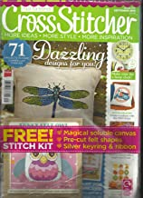 CROSS STITCHER, MORE IDEAS *MORE STYLE *INSPIRATION SEPTEMBER, 2013 ISSUE, 270