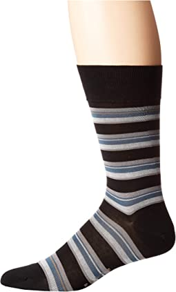 Multicolor Stripe Sock