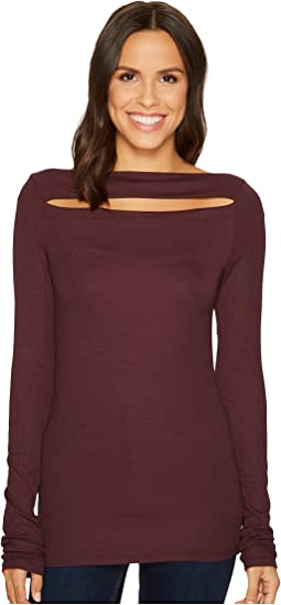 Joe's Jeans - Emery Long Sleeve Tee