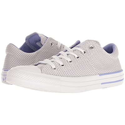 Converse Chuck Taylor(r) All Star(r) Madison Ox Color Pop Mesh (White/Mouse/Twilight Pulse) Women